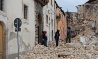 Daños causados por el terremoto de L'Aquila, en 2009.