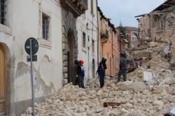 Daños causados por el terremoto de L
