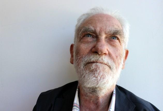 El matemático Carles Simó, tras la entrevista