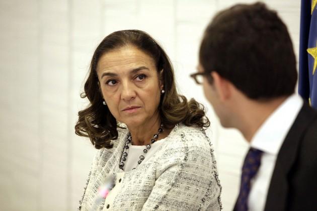 Carmen Vela, secretaria de Estado de I+D+i, en una imagen de archivo