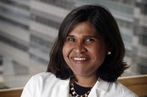 La pediatra Deborah Persaud es la principal autora del estudio de la bebé de Misisipi.