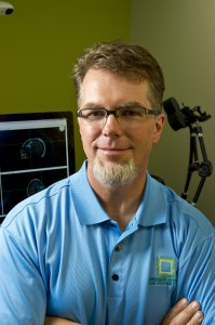 El neurocientífico Michael Weisend.