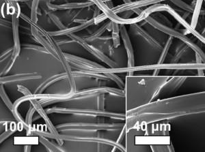 Colillas nanoescala