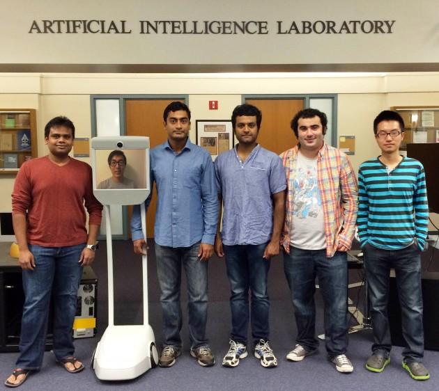 Equipo de Robo Brain