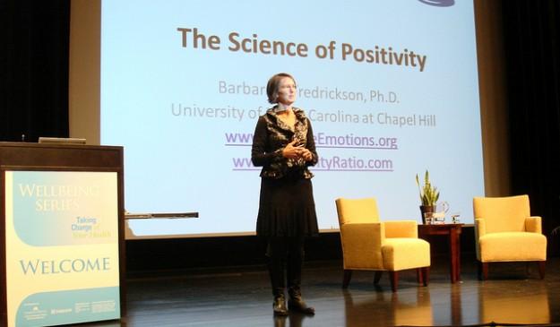 La gurú de la ciencia de la felicidad, Barbara Fredrickson