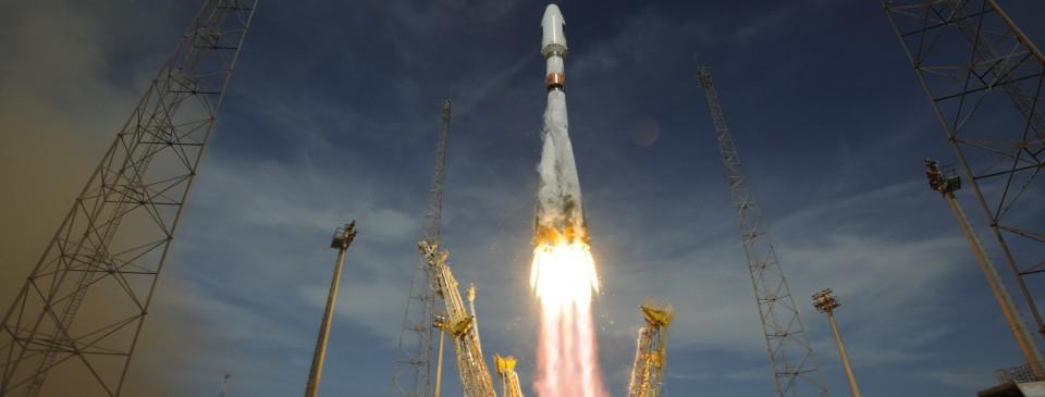 Lanzamiento de satélites Galileo