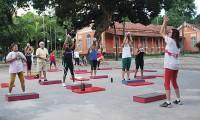 El programa de Salud Pública quiere reducir el sedentarismo en Brasil.
