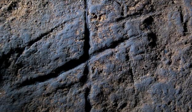 Grabado neandertal