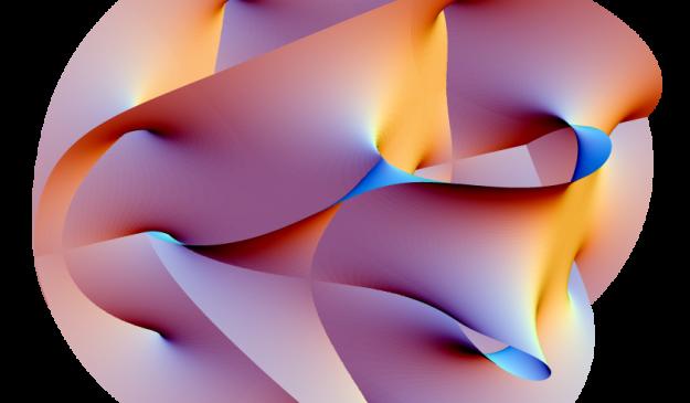 La teoría de cuerdas es una propuesta para reconciliar la Mecánica Cuántica y la Teoría de la Relatividad General.