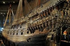 Vasa-Titanic sueco-naufragios