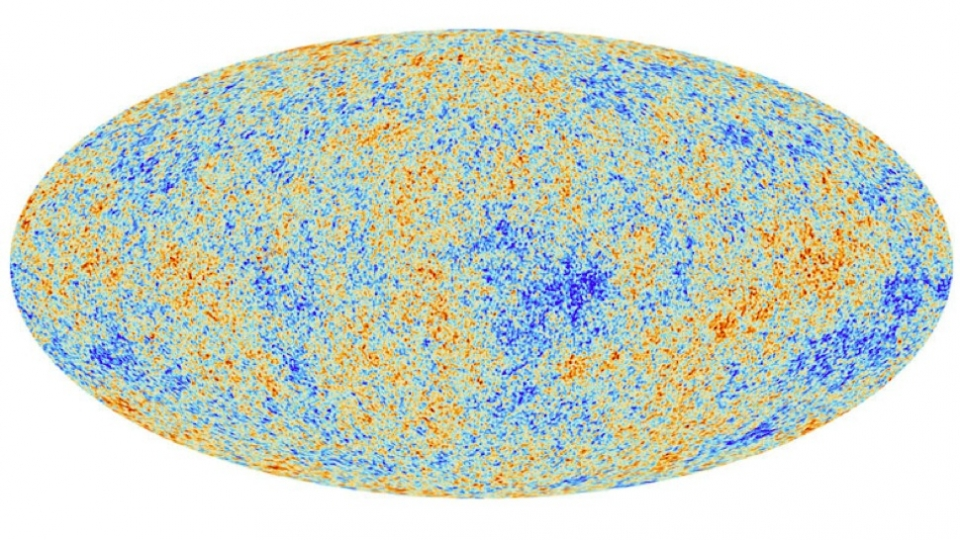 El eco del Big Bang